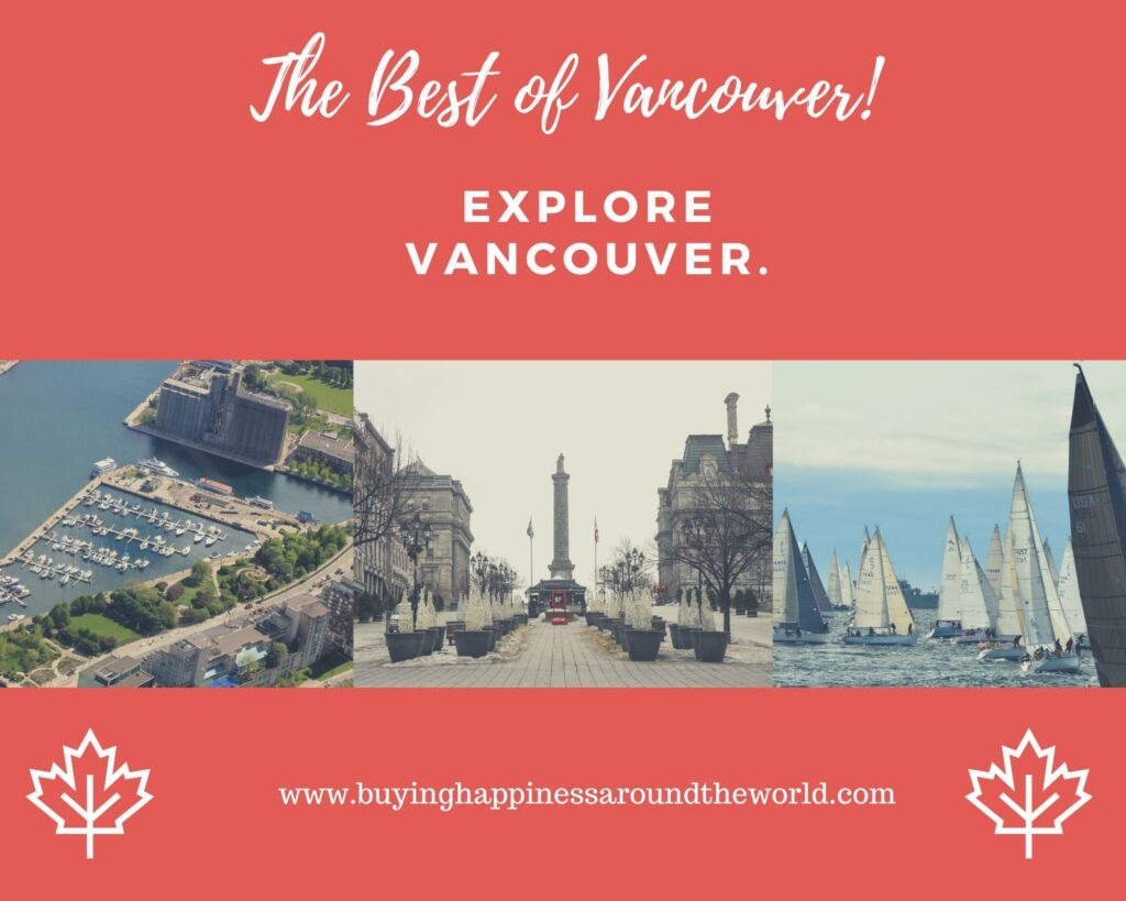Top 10 Reasons to Visit Vancouver, Canada in 2021